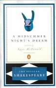 A Midsummer Night's Dream 1st Edition 9780140714555 0140714553