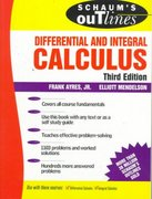 Schaum's Outline of Theory and Problems of Differential and Integral Calculus 3rd edition 9780070026629 0070026629