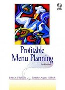 Profitable Menu Planning 3rd Edition 9780130891648 0130891649