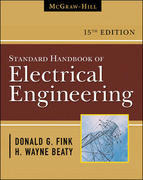 Standard Handbook for Electrical Engineers 15th edition 9780071441469 0071441468