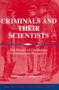 Criminals and Their Scientists 0 9780521810128 0521810124