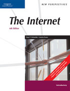 New Perspectives on the Internet, Introductory 6th edition 9781418860707 1418860700