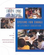 Systems for Change in Literacy Education 1st Edition 9780325002828 0325002827