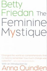 The Feminine Mystique 1st Edition 9780393322576 0393322572