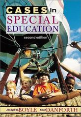 Cases in Special Education 2nd edition 9780072322712 0072322713