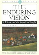 The Enduring Vision 1st edition 9780618473113 0618473114