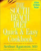 The South Beach Diet Quick and Easy Cookbook 0 9781594862922 1594862923