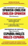 The University of Chicago Spanish-English Dictionary, Fifth Edition 5th Edition 9780743470131 0743470133