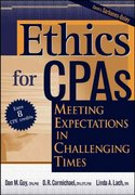 Ethics for CPAs 1st Edition 9780471271765 0471271764