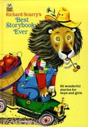 Richard Scarry's Best Storybook Ever! 0 9780307165480 0307165485