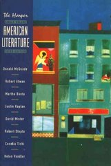 Harper American Literature, Single Volume Edition 3rd Edition 9780321012692 0321012690