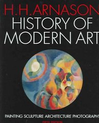 History of Modern Art (Trade Version) 5th Edition 9780131841055 013184105X