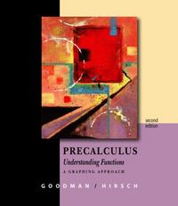 Precalculus 2nd Edition 9780534386351 0534386350