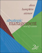 Strategic Management 2nd edition 9780073136172 0073136174