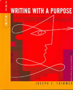 The New Writing with a Purpose 14th edition 9780618318476 061831847X