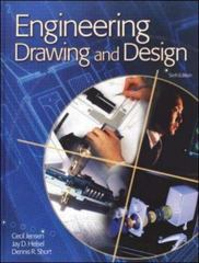 Engineering Drawing And Design Student Edition 2002 6th Edition 9780078266119 0078266114