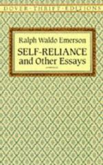 Self-Reliance and Other Essays 0 9780486277905 0486277909