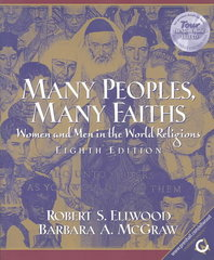 Many Peoples, Many Faiths 8th edition 9780131178076 0131178075