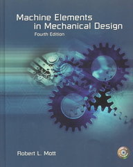 Machine Elements in Mechanical Design 4th edition 9780130618856 0130618853