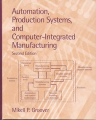 Automation, Production Systems, and Computer-Integrated Manufacturing 2nd edition 9780130889782 0130889784