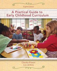A Practical Guide to Early Childhood Curriculum 8th edition 9780132193771 0132193779