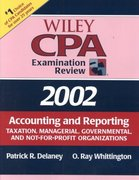Wiley CPA Examination Review 2002, Accounting and Reporting 1st edition 9780471438229 0471438227