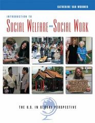 Introduction to Social Welfare and Social Work 1st Edition 9780534642822 0534642829