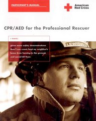 CPR/AED for the Professional Rescuer 3rd Edition 9781584803041 1584803045