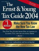 The Ernst & Young Tax Guide 2004 1st edition 9780471451273 0471451274