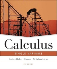 Calculus 4th edition 9780471484813 0471484814