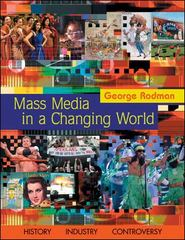 Mass Media in a Changing World 0 9780072957112 0072957115