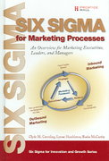 Six Sigma for Marketing Processes 1st edition 9780131990081 013199008X