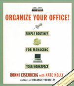 Organize Your Office 0 9780786883813 0786883812