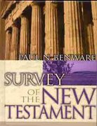 Survey of the New Testament 1st Edition 9780802424839 080242483X