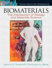 Biomaterials 1st edition 9780130097101 0130097101