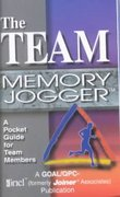 The Team Memory Jogger 1st Edition 9781879364516 1879364514