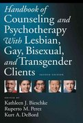 Handbook of Counseling and Psychotherapy with Lesbian, Gay, Bisexual, and Transgender Clients 2nd Edition 9781591474210 1591474213