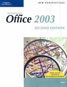 New Perspectives on Microsoft Office 2003 Brief, Second Edition 2nd edition 9781418860929 1418860921