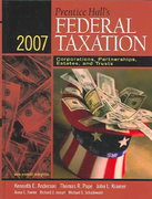 Prentice Hall's Federal Taxation 20th edition 9780131751484 0131751484