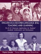 English-as-a-Second-Language (ESL) Teaching and Learning 1st edition 9780205392513 0205392512