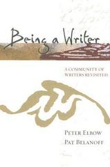 Being a Writer 1st Edition 9780072378733 0072378735