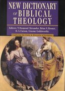 New Dictionary of Biblical Theology 1st Edition 9780830814381 0830814388