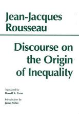 Discourse on the Origin of Inequality 1st Edition 9781603846516 1603846514