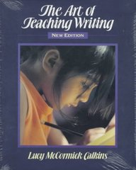 The Art of Teaching Writing 2nd Edition 9780435088095 0435088092