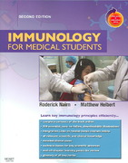 Immunology for Medical Students 3rd Edition 9780702068003 0702068004
