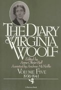 The Diary of Virginia Woolf, 1936-1941 0 9780156260404 0156260409