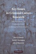 Key Issues in Criminal Career Research 1st edition 9780521613095 0521613094