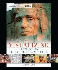 Visualizing Elementary Social Studies Methods 1st Edition 9780471720669 0471720666