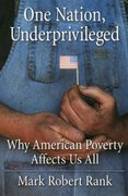 One Nation, Underprivileged 1st Edition 9780195189728 0195189728