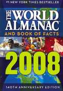 The World Almanac and Book of Facts 2008 140th edition 9781600570728 1600570720